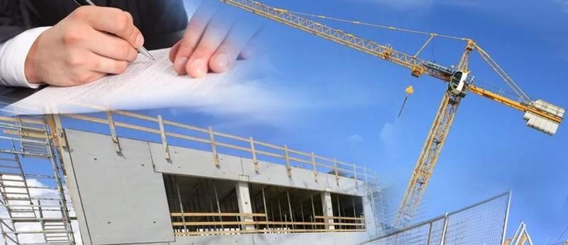 участие в строительстве